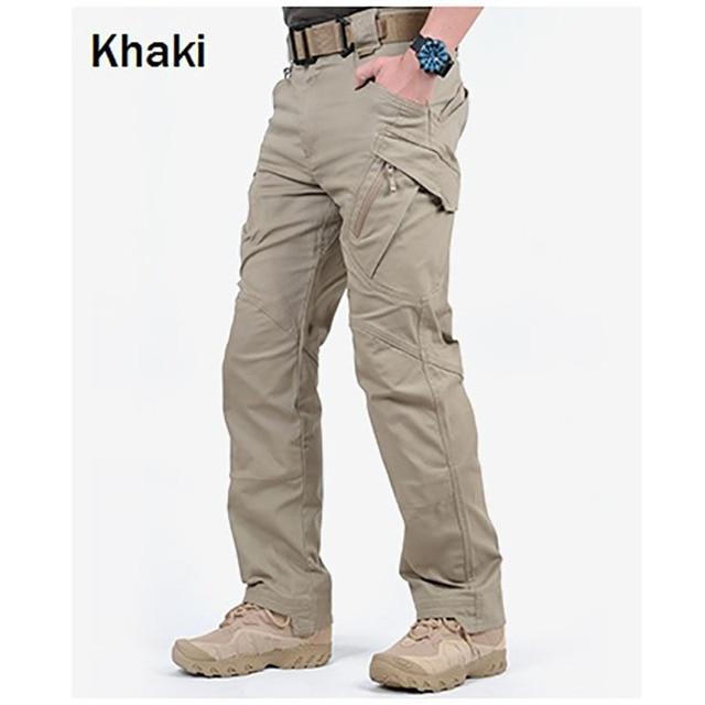 Marke ChoynSunday Tactical Cargo Hosen Männer Kampf Armee Militär Hosen Multi Taschen Stretch Flexible Mann Casual Hosen