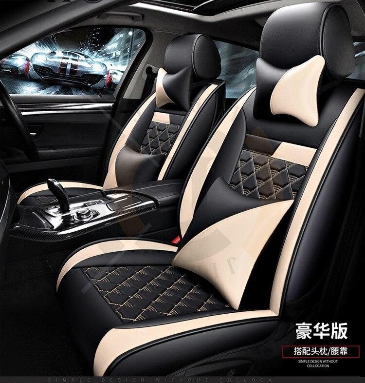 Housses de siège de voiture housses de voiture universelles pour Coprisedili Auto Ford Explorer Hello Kitty accessoires de voiture Ford Explorer bonjour