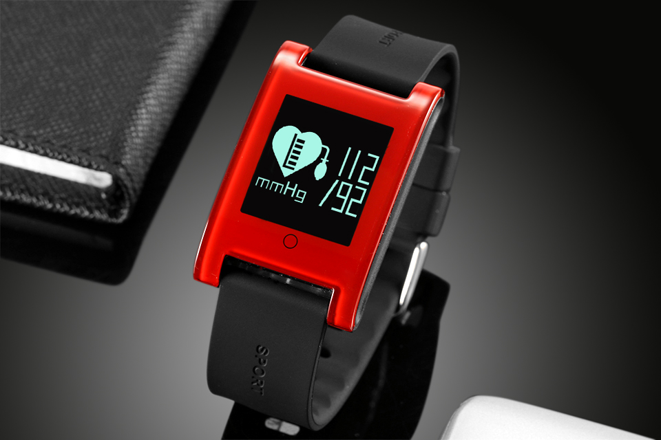 LEMDIOE DM68 waterproof smart band wristband fitness tracker Blood Pressure heart rate monitor Calls Messages watch for phone 23