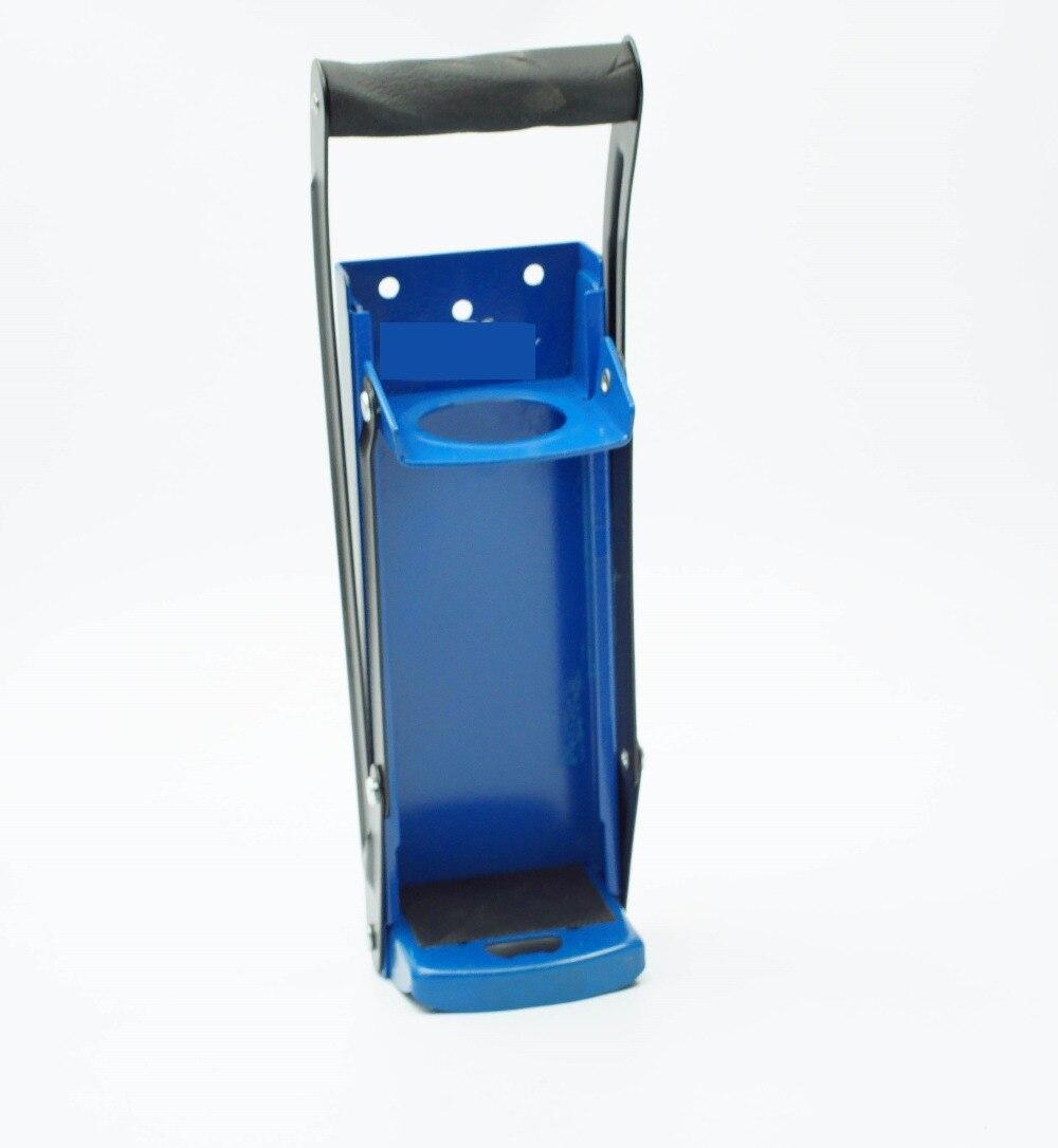 كسارة زجاجة بلاستيكية 500 مللي الثقيلة مناسبة أيضًا لعلب وعلب 16 أوقية و12 أوقية تستخدم 16 أوقية علب معدنية محطم/علب سحق الجرش