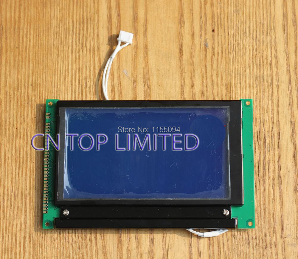 5.7 inch LCD Screen Display  for LMG7400PLFC Injection Machine Compatible