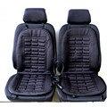 2 pcs Carro-capas de Automóveis Frente Tampas de Assento Almofada Almofada Aquecida Elétrica Enrolado de Transporte Do Carro Interior Do Carro Styling Styling