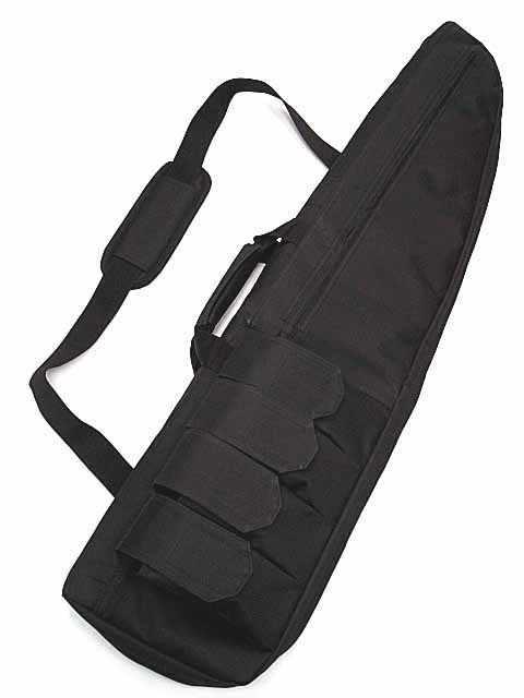 95cm טקטי רך אקדח תיק שחור כבד החובה טקטי Shotgun רובה פאוץ כתף קרבין תיק ירי אקדח לשאת מקרה