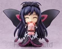 Anime Accel World Kuroyuki Hime Figure Model Collection with Box 10cm