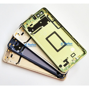 Image 2 - Huawei 社 P10 プラス P10Plus VKY L29 VKY AL00 VKY L29A VKY L09 バックバッテリーカバードアハウジングケース背面ガラス部品
