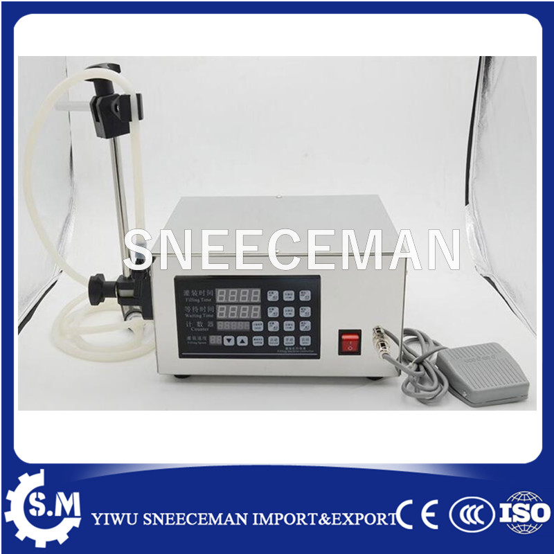 Micro-computer Liquid Filling Machine For Juice Filler Shampoo Oil Water Perfume micro computer liquid filling machine for juice filler shampoo oil water perfume