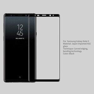 Image 3 - Per Samsung Galaxy Note 10 9 Nillkin CP + Max Copertura Completa 3D Temperato Protezione Dello Schermo di Vetro per Samsung S20 ultra S10 Più di Vetro