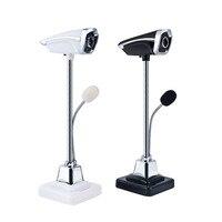 ANC 8 Mega Hd CMOS Webcam Autofocus Camera 360 Degree USB2 0 Web Cam MIC For