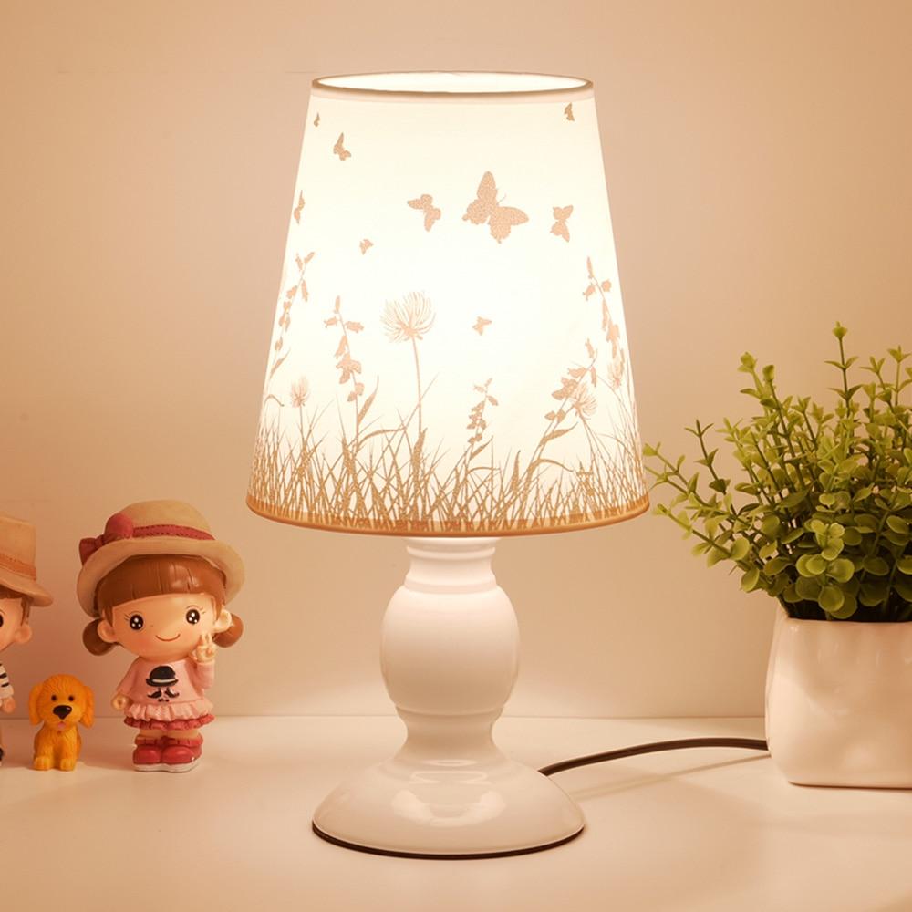 De chevet Lampe de Lecture Led Lampe de Table 110 V E27 Lampe de Bureau Étude contemporaine Lampes pour Décoration de Table De Chevet Lumières Livre lampes