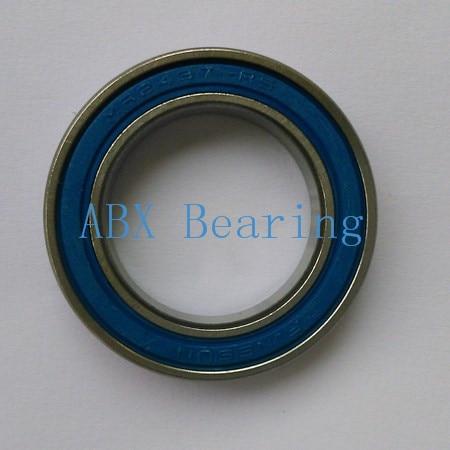 24378-2RS 24378 hybrid ceramic deep groove ball bearing 24x37x8mm