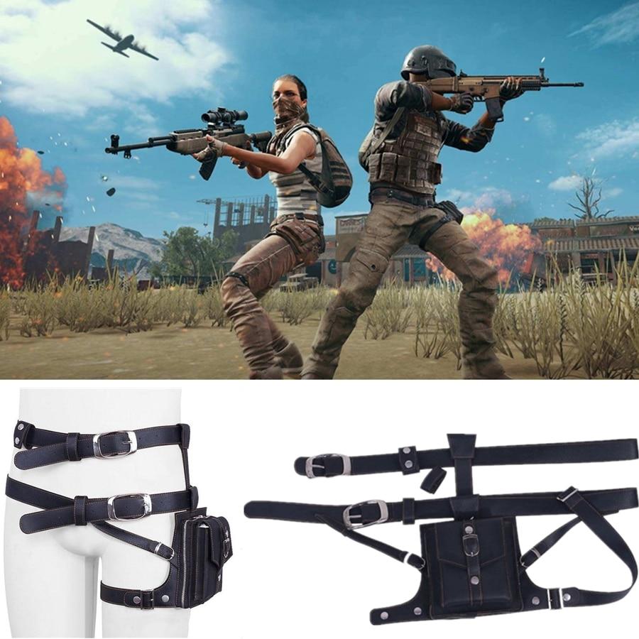 Game PUBG Cosplay Props Tactics belt Playerunknown's Battlegrounds Costume Accessories