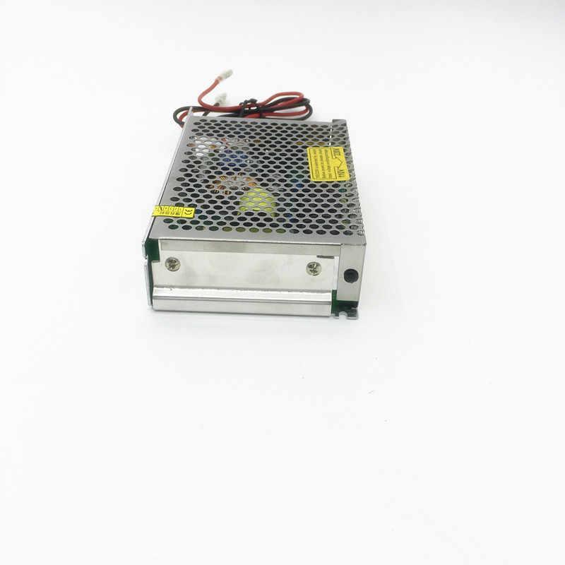 Ups スイッチング電源 120 ワット 12v 24V ups/充電機能 ac 110/220v dc 12v 24VDC バッテリー充電器 SC-120W-12V 24V
