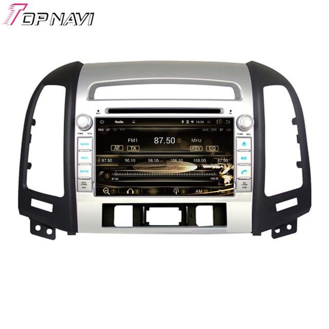 7'' Quad Core Android 5.1 Car Radio For HYUNDAI SANTA FE 2006 2007 2008 2009 2010 2011 2012 With Video Radio Stereo