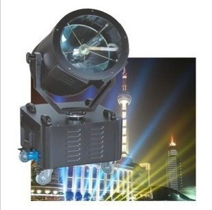 5000w Outdoor Searchlight Square Lamp Searchlight Sky Rose Laser Light