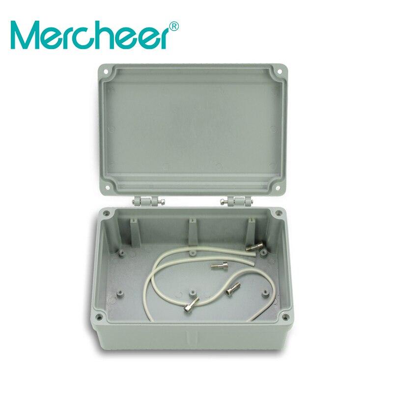 água ip66 padrão caixa de alumínio design 220*155*95mm