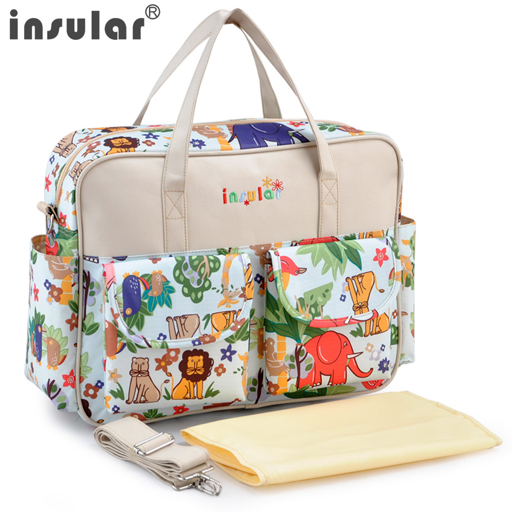 Mummy Bag baby Nappy Bags Antibacterial Multifunctional Large Capacity Maternity Baby Diaper Bag for Mom High Quality Pregnant рубашка для беременных pregnant mom baby