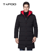 New Brand Russia Winter Men Casual 90% White Duck Down Jacket Men's Down Jackets And Coats Warm Jackets Down Overcoat Male