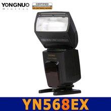Yongnuo YN568EX YN568 EX Speedlite de Destello del flash Automático TTL HSS 1/8000 s para Nikon D200 D700 D600 D800 D3100 D5000 D3000 D90 D80