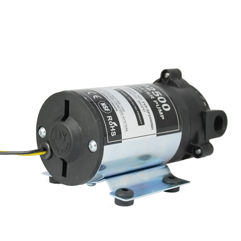 Coronwater 50 gpd Self Priming RO Water Booster Pump in Reverse Osmosis System for Well, Storage Tank SP2500