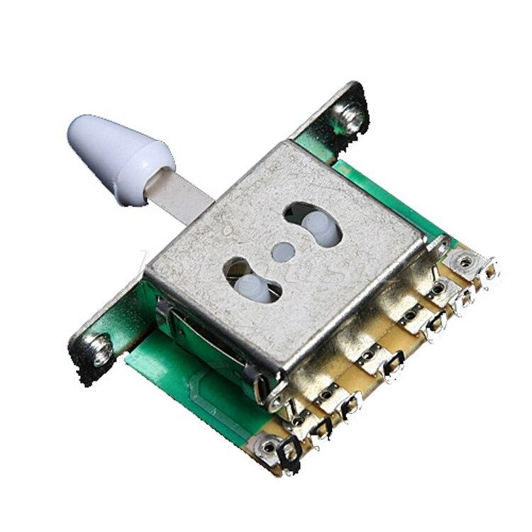 5 Way Switch Guitar - Merzie.net