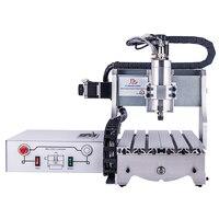 3 achsen holz router 3020 800W wasser kühlung spindel cnc fräsmaschine für Aluminium Kupfer stahl carving