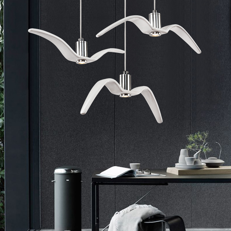 Tienda Online Gaviota Creativo Simple Moda Interior Lámpara Luz de ...