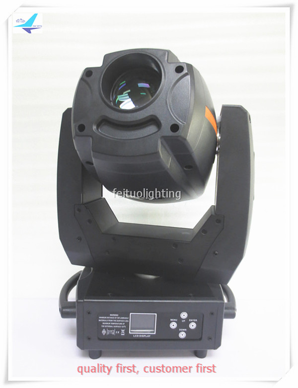 free shipping 6Xlot Led Spot 300w Powercon 3/5 Prism Moving Head Light Beam Strobe Stage Disco Lights DMX Automic Show Projector