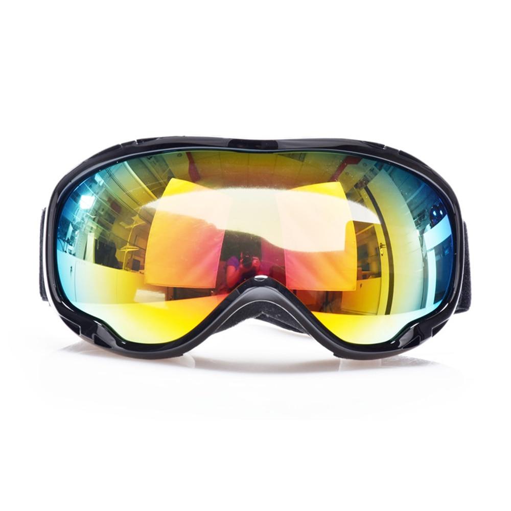 Skiing Glasses Winter Ski Goggles Eyewear Men Women Snowboard UV400 Snow Sports Double Lens Snowmobile Mask Female Male