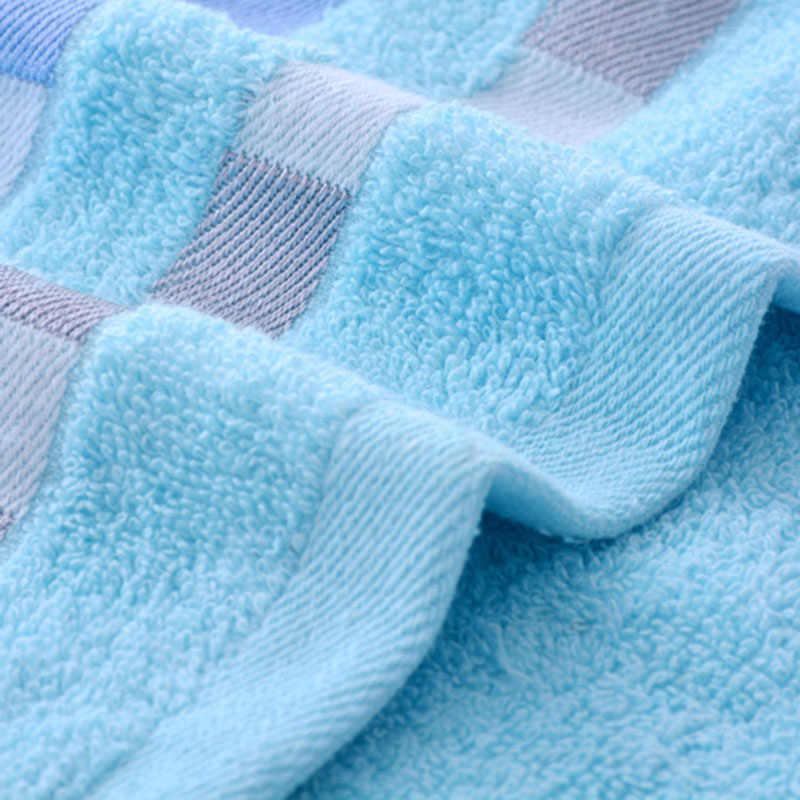 القطن الوجه منشفة استحمام اليد منقوشة المناشف سريعة الجافة للمنزل فندق الحمام لينة مناشف الشاطئ LBShipping