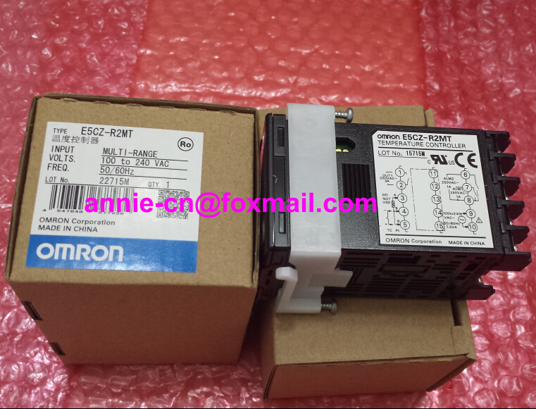 ФОТО New and original   E5CZ-R2MT    OMRON      AC100-240V Temperature controller