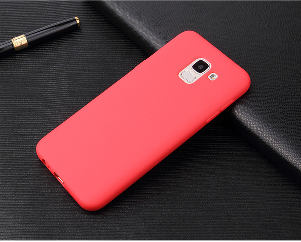 Ultra Thin Cell Phone Case For Samsung Galaxy S6 S7 Edge S8 S9 Plus S8Plus S9Plus soft TPU Silicone Back Cover _03