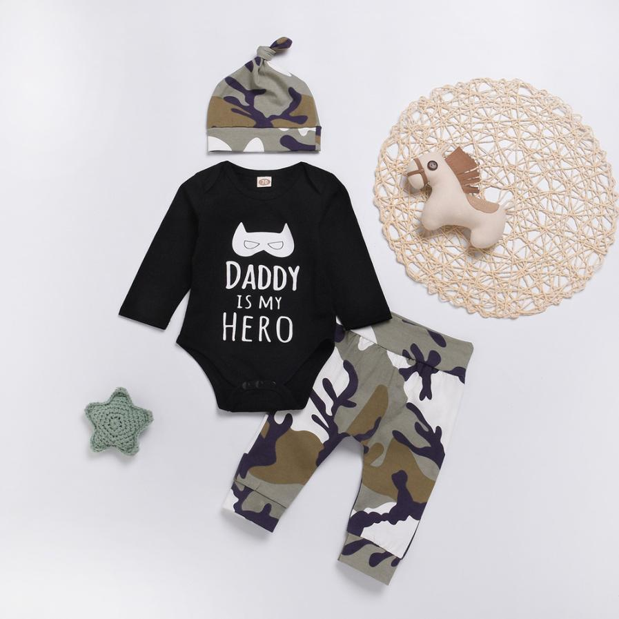 Newborn Infant Baby Boy Girl Hooded Romper Jumpsuit T-Shirt Tops Outfits Clothes