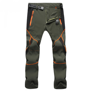 Image 2 - Outdoor Men Women Quick drying Pants Sports Man Hunting Pants MountainClimbing pantalones Quick Dry Waterproof Windproof Pants
