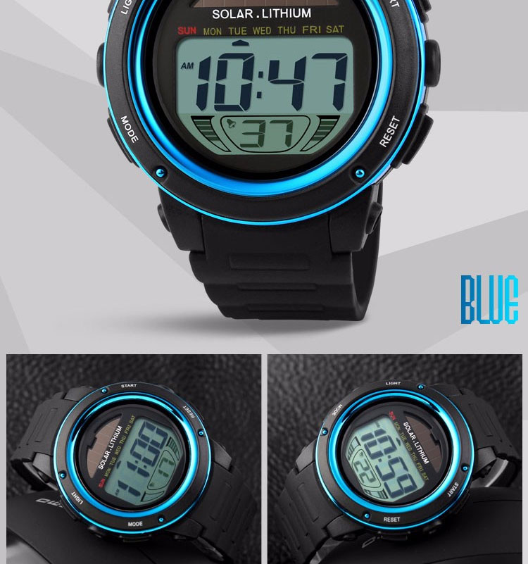 Top Brand Outdoor Male Wristwatches