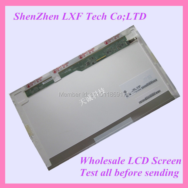 15.6 ''Pantalla LCD Del Ordenador Portátil Para HP Serie 2000-2 Reemplazo de la Pantalla de matriz de 1366*768 40pin