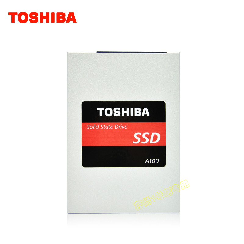 TOSHIBA A100 120G SSD Solid State Hard Drive Disk 120GB 2.5 SATA3 Internal Original 3 years Warranty for Desktop Laptop PC