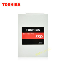 TOSHIBA A100 120G SSD Solid State Hard Drive Disk 120GB 2.5″ SATA3 Internal Original 3 years Warranty for Desktop Laptop PC