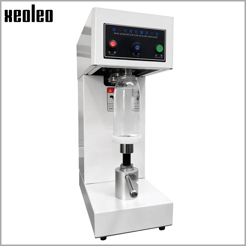 Jamielin Commercial Capper Can Capping Machine Sealing Machine