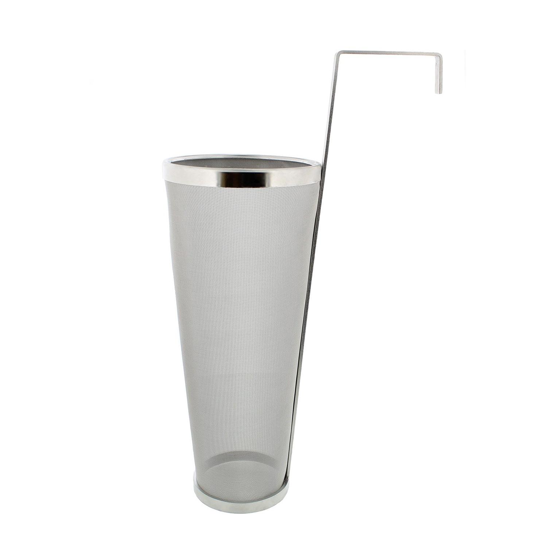 Multipurpose Stainless Steel Cartridge Hop Spider Beer Hops Filter 300 Micron