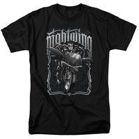 Comical Shirt S Short Zomer O Neck Office Nightwing Batman Night Wing Bik On Motorcycle Robin