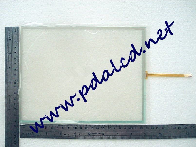 10.4 inch 4 wire touch N010-0554-X122-01 228mm*175mm*80mm touch screen panel glass free shipping