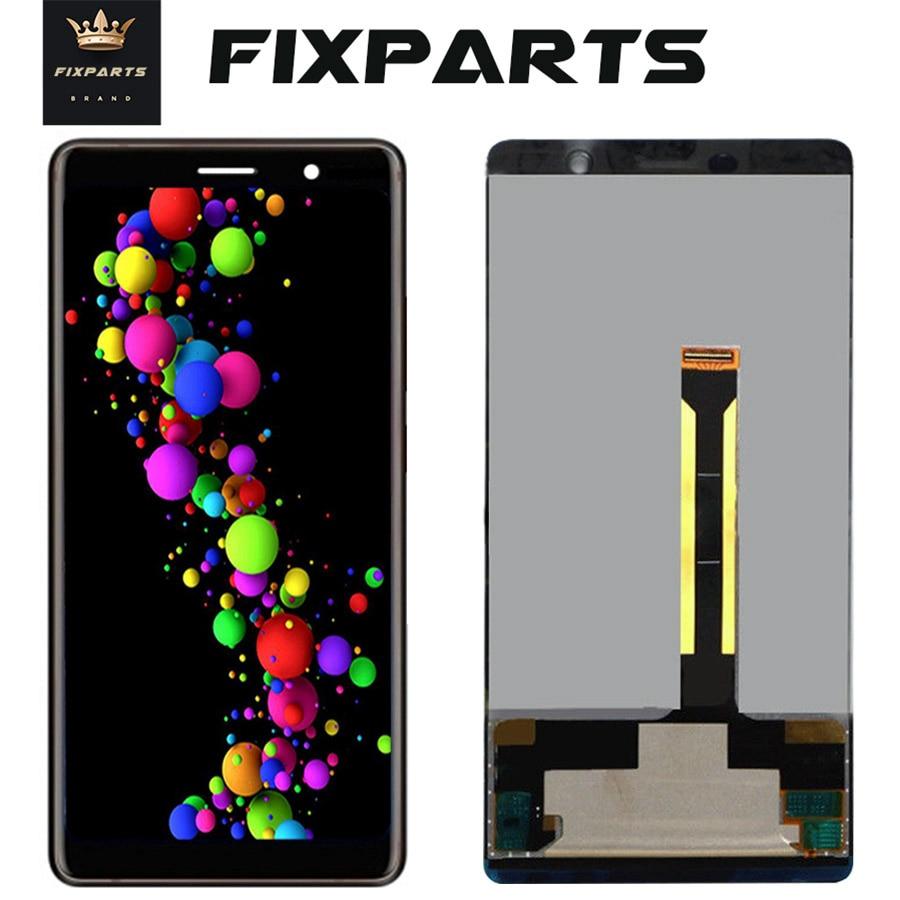 100% Testé Véritable Grade 7 Plus LCD Affichage Pour Nokia 7 PLUS LCD Pour Nokia E7 Plus Affichage LCD Écran tactile Digitizer Assemblée