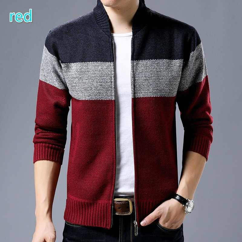 53ba3e1f38ac Detail Feedback Questions about Male Sweater New Autumn Winter ...