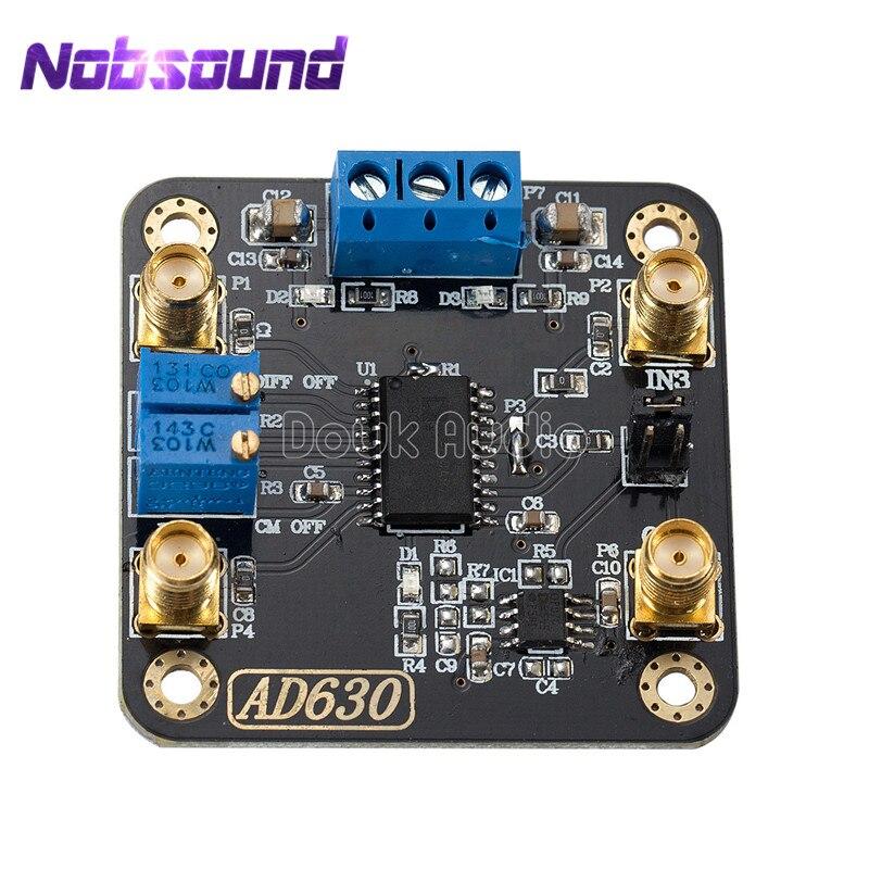 AD630 Modulo Amplificatore Modulatore Phase Locked Equilibrata Per Deboli di Rilevamento Del SegnaleAD630 Modulo Amplificatore Modulatore Phase Locked Equilibrata Per Deboli di Rilevamento Del Segnale
