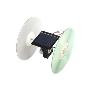 Solar Disc Car Energy Solar Po