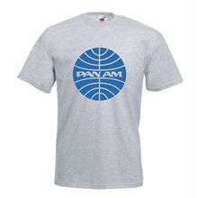 PAN AM Airlines T Shirt Catch Me If You Can Harajuku Tops Fashion Classic Unique t-Shirt gift free shipping