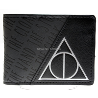 Harry Potter Wallet Young Men And Women Students Animated Cartoon Short Fashion Purse DFT 1307