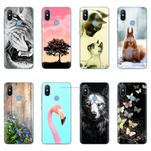 Silicone Case For Xiaomi MI A2 Lite Case Full Protection Soft TPU Back Cover For Xiomi MI A2 Funda A 2 LITE Phone Cases Coque все цены