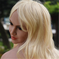 Display Pretty Mannequin Head Face Female Rubber for 140 168cm