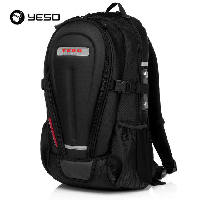 Online Shop YESO Multifunction Laptop Backpack Men Rucksack Hard ...